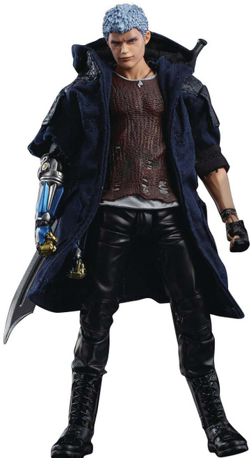 Devil May Cry 5 Nero Exclusive Action Figure [PX Deluxe Version]