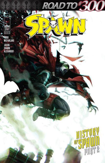 Image Comics Spawn #297 Comic Book