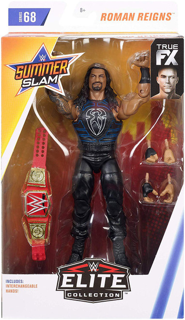 WWE Wrestling Elite Collection Series 68 Roman Reigns Action Figure