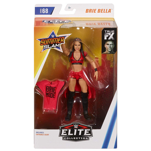 WWE Wrestling Elite Collection Series 68 Brie Bella Action Figure