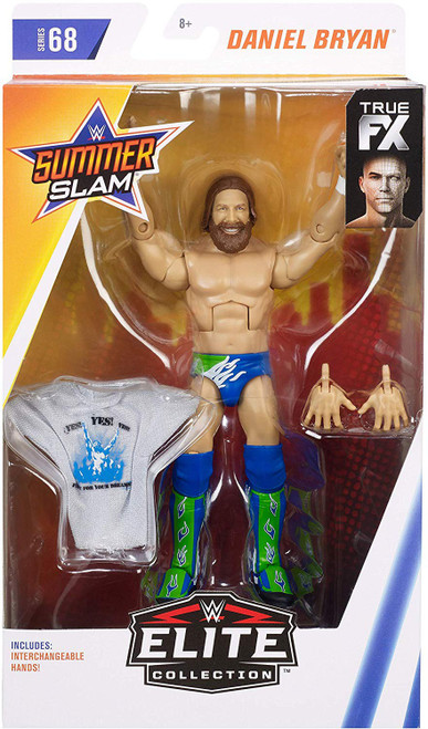 WWE Wrestling Elite Collection Series 68 Daniel Bryan Action Figure