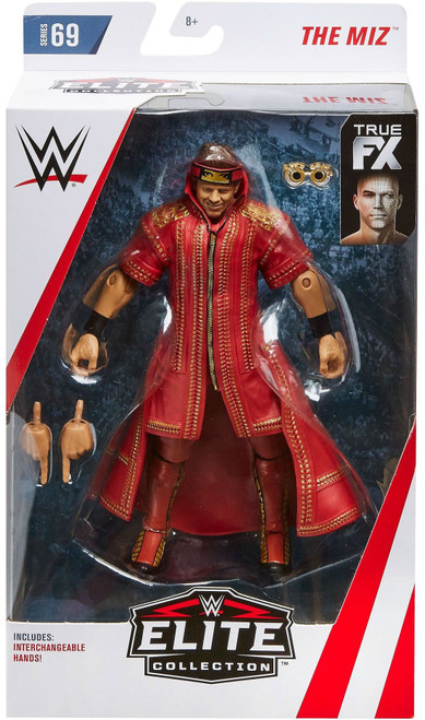 WWE Wrestling Elite Collection Series 69 The Miz Action Figure