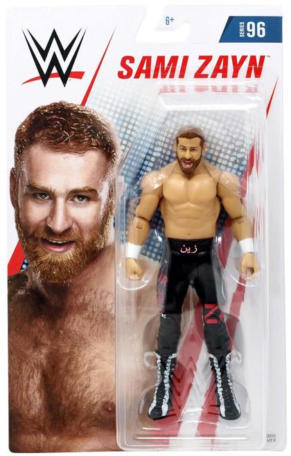 WWE Wrestling Series 96 Sami Zayn Action Figure [Resist Despair Attire]