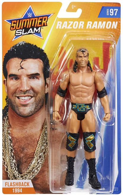 WWE Wrestling Series 97 Razor Ramon Action Figure