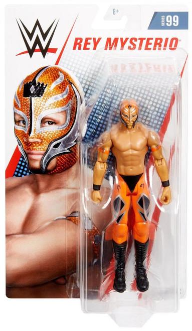 WWE Wrestling Series 99 Rey Mysterio Action Figure