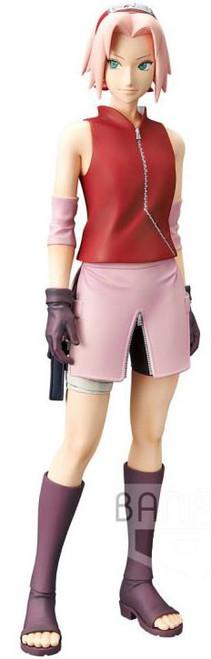 Naruto Shippuden Grandista Shinobi Relations Sakura Haruno 10.2-Inch Collectible PVC Figure (Pre-Order ships January)