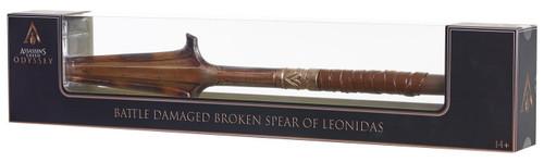Assassin's Creed Odyssey Battle Damaged Broken Spear of Leonidas Exclusive Replica