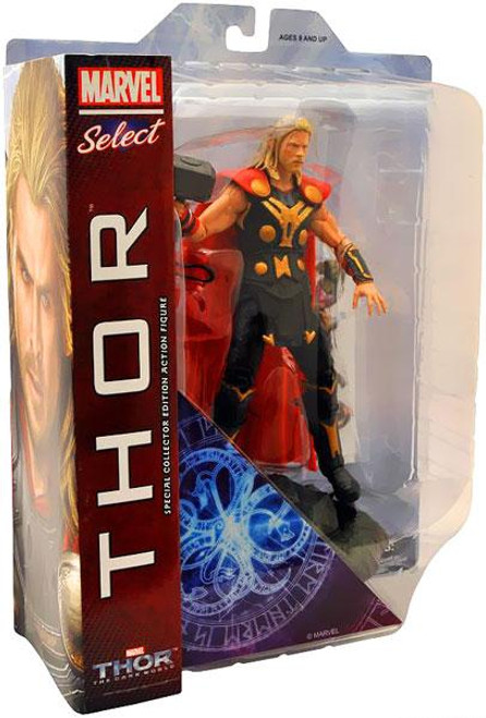 The Dark World Marvel Select Thor Action Figure