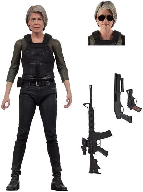 NECA Terminator Dark Fate Sarah Connor Action Figure