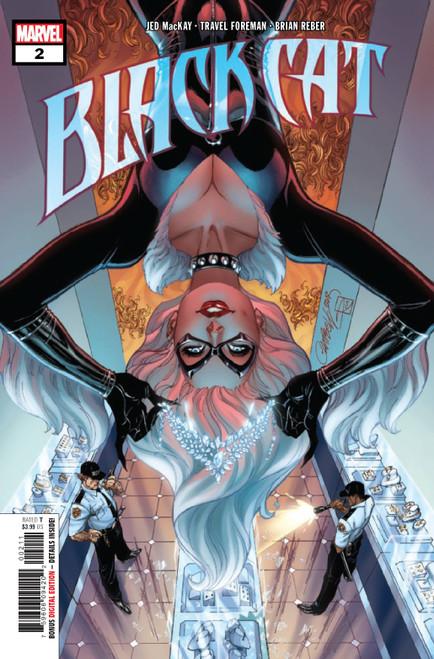 Marvel Comics Black Cat #2 Comic Book