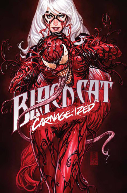 Marvel Comics Black Cat #2 Comic Book [Mark Brooks Carnage-ized Variant Cover]
