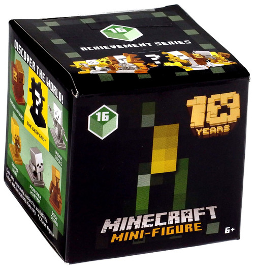 Minecraft Achievement Series 16 Mystery Pack