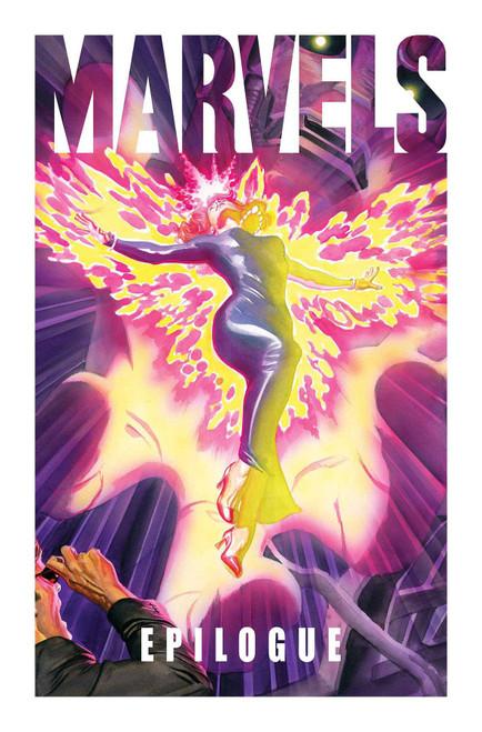 Marvel Comics Marvels Epilogue #1 Comic Book