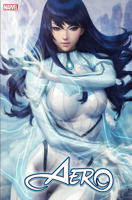 Marvel Comics Aero #1 Comic Book [Artgerm Variant Cover]
