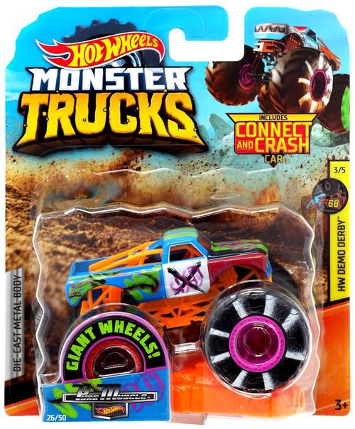 Hot Wheels Monster Trucks Pure Muscle Diecast Car