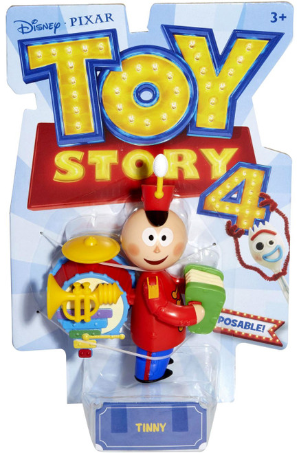 Toy Story 4 Posable Tinny Exclusive Action Figure
