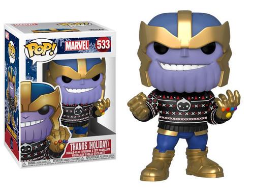 Funko POP! Marvel Holiday Thanos Vinyl Bobble Head