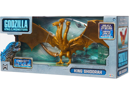 Godzilla King of the Monsters Monster Pack King Ghidorah Action Figure [Damaged Package]