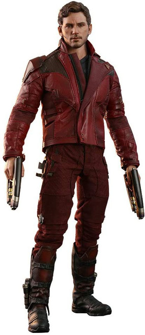 Marvel Avengers Infinity War Movie Masterpiece Star-Lord Collectible Figure [Infinity War]