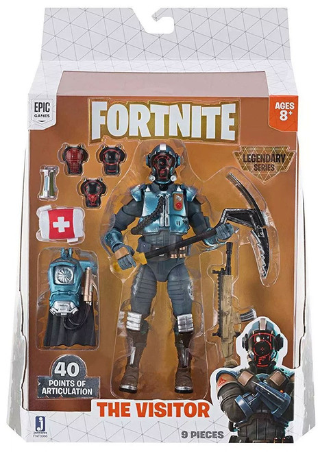 Fortnite Legendary Series The Visitor Action Figure