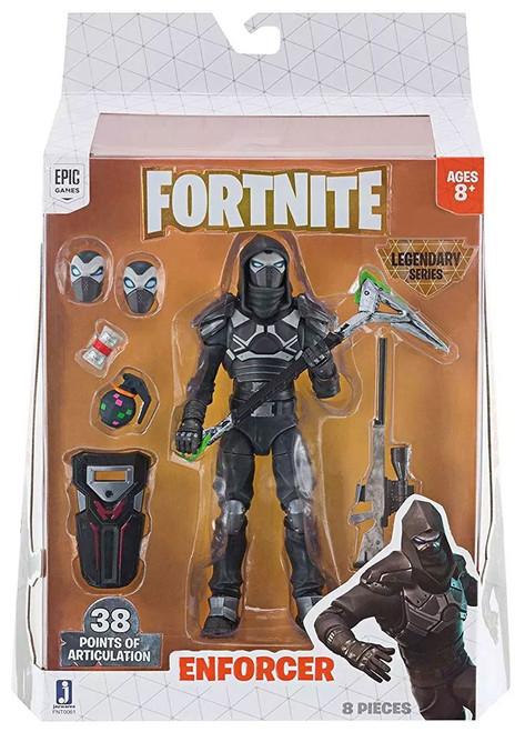 Fortnite Legendary Series Enforcer Action Figure