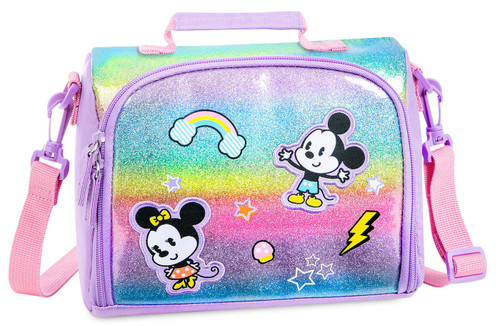 Disney Mickey Mouse Mickey & Minnie Exclusive Lunch Box