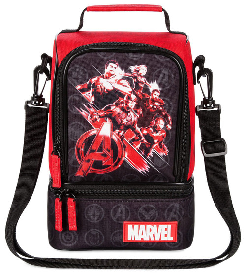 Disney Marvel Avengers Endgame Exclusive Lunch Box