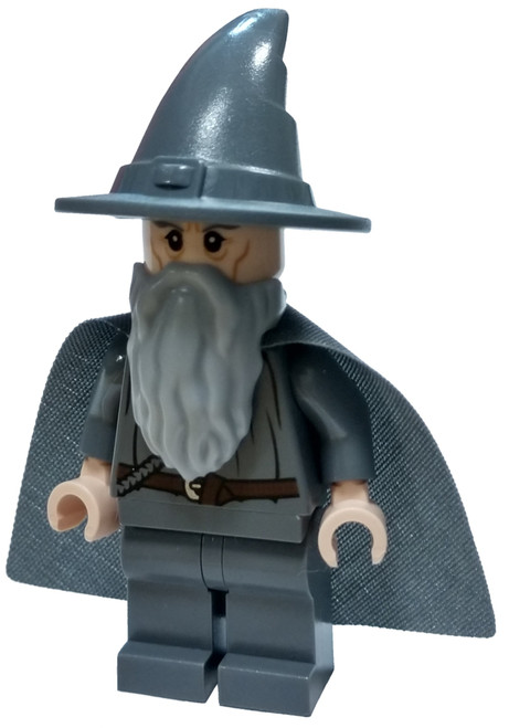 LEGO The Hobbit and the Lord of the Rings Gandalf Minifigure [Loose]