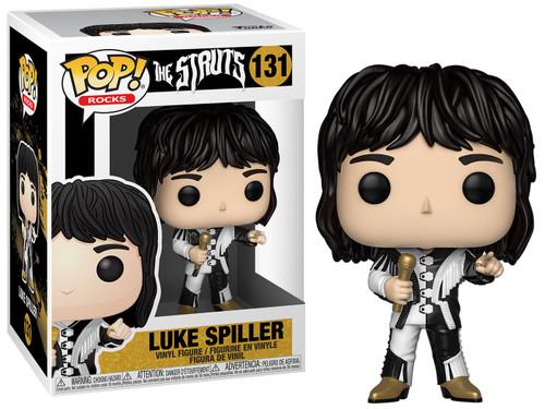 Funko The Struts POP! Rocks Luke Spiller Vinyl Figure