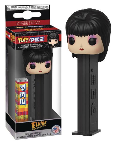 Funko Mistress of the Dark POP! PEZ Elvira Candy Dispenser