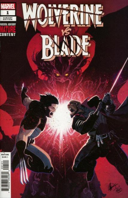 Marvel Comics Wolverine Vs Blade Special #1 Comic Book [Matteo Scalera Variant Cover]
