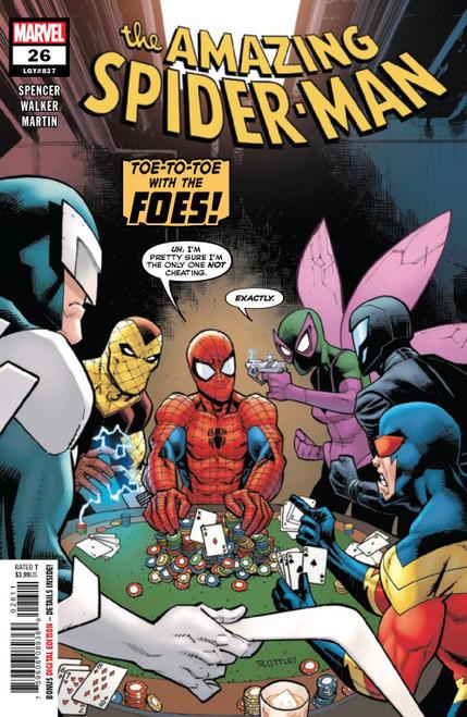 Marvel Comics Amazing Spider-Man #26 Comic Book