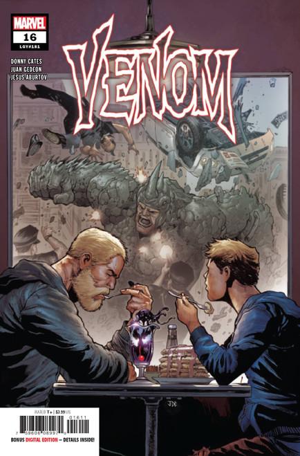Marvel Comics Venom #16 Comic Book