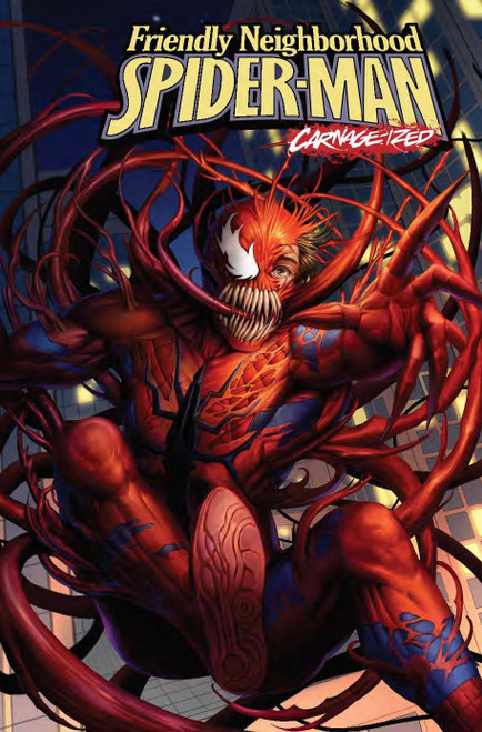 Marvel Comics Friendly Neighborhood Spider-Man #9 Comic Book [Woo Dae Shim Carnage-ized Variant Cover]