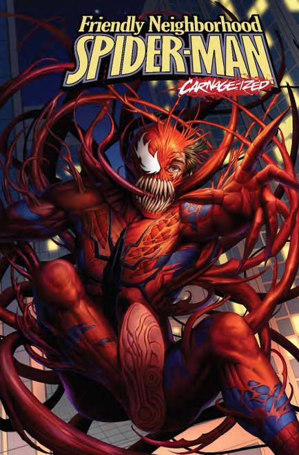 Marvel Comics Friendly Neighborhood Spider-Man #9 Comic Book [Woo Dae Shim Carnage-ized Variant Cover]