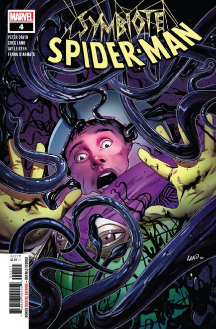 Marvel Comics Symbiote Spider-Man #4 of 5 Comic Book