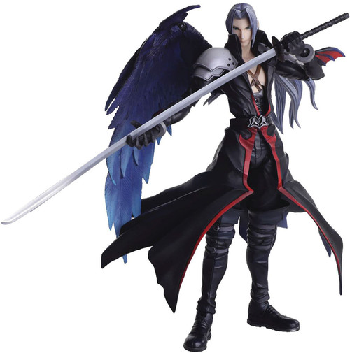 Final Fantasy VII Bring Arts Sephiroth Action Figure [Another Form]