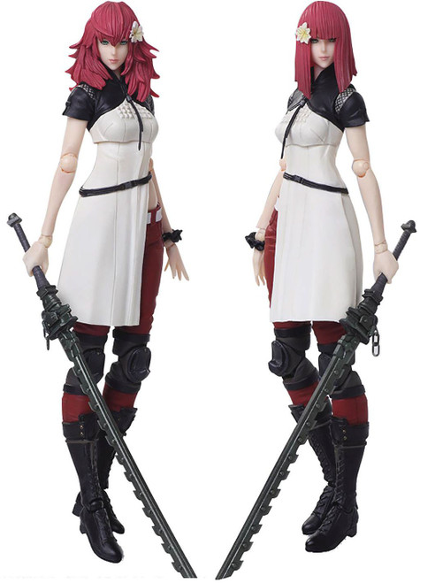 NieR: Automata Bring Arts Devola & Popola Action Figure 2-Pack