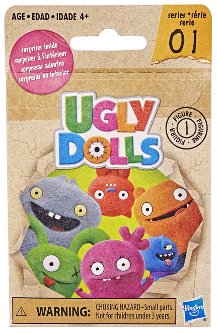 Series 1 Ugly Dolls Mystery Pack