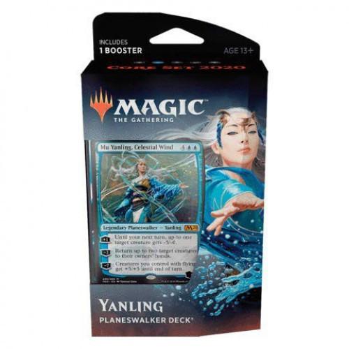 MtG Trading Card Game 2020 Core Set Yanling Planeswalker Deck