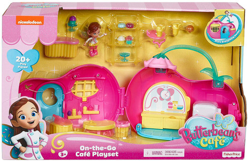 Fisher Price Butterbean's Cafe On-The-Go Cafe Playset