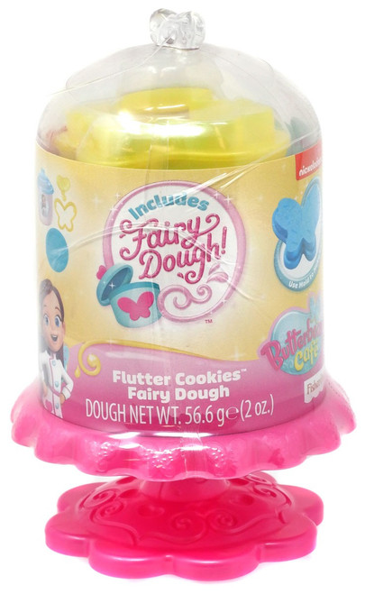 Fisher Price Butterbean's Cafe Flutter Cookies Fairy Dough