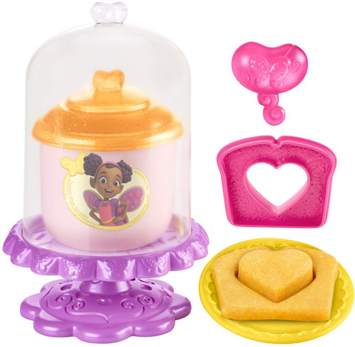 Fisher Price Butterbean's Cafe Banana Bread Fairy Dough
