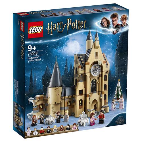 LEGO Harry Potter Hogwarts Clock Tower Set #75948