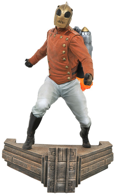 Diamond Movie Premier Collection The Rocketeer 11-Inch Resin Statue
