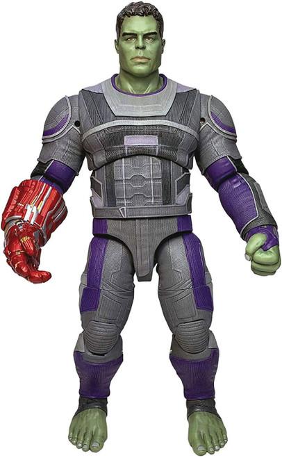 Avengers Endgame Marvel Select Hulk Action Figure [Avengers Endgame]