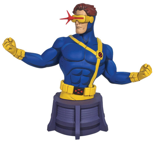 Marvel X-Men '92 Cyclops 8-Inch Bust ['92 Animated Version]