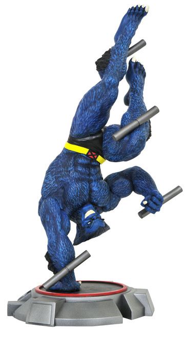 Marvel Gallery Beast 10-Inch Collectible PVC Statue [90's Version]