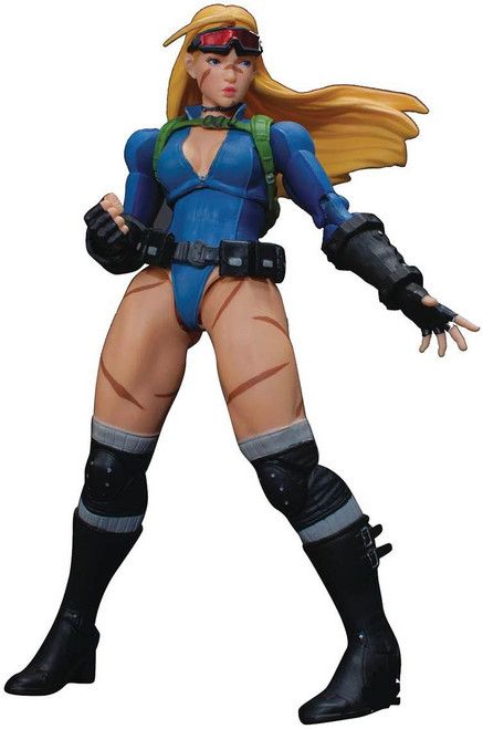 Street Fighter V Cammy Action Figure [Battle Costume]