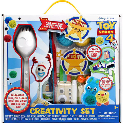 Toy Story 4 Creativity Set